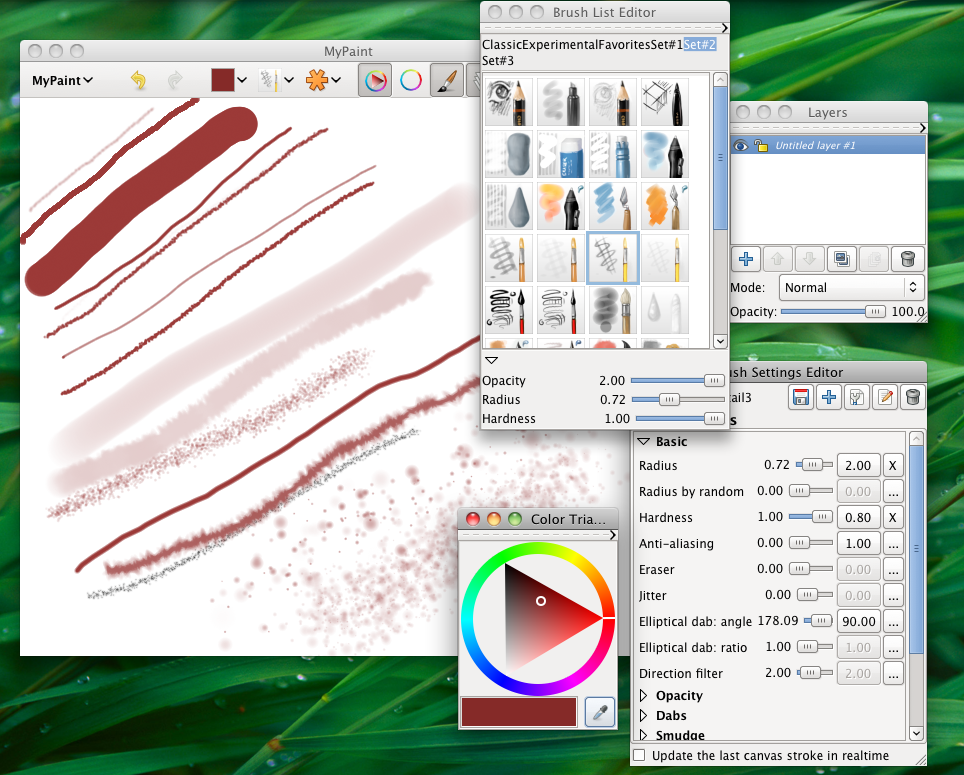 Free Art And Design Software For Os X Thoughts Views