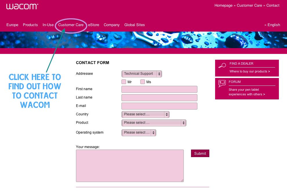 wacom intuos pro software bundle download