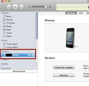2.device menu