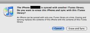 iphone erase and restore